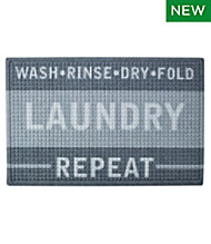 Everyspace Recycled Waterhog Laundry Room Mat