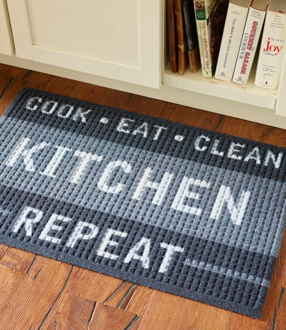 Everyspace Recycled Waterhog Kitchen Mat