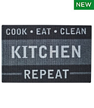 Everyspace Recycled Waterhog Kitchen Mat