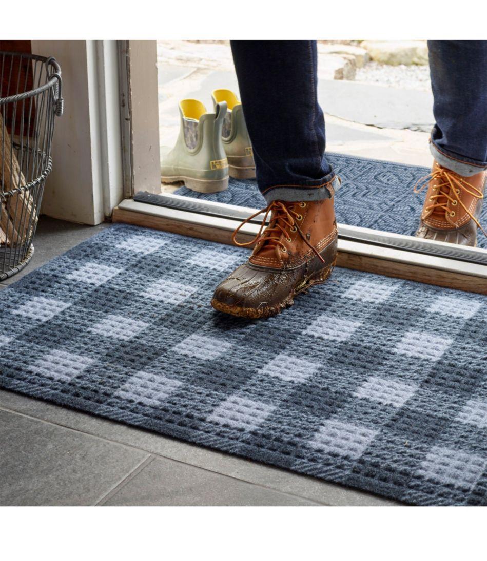 Everyspace Recycled Waterhog Mat, Print