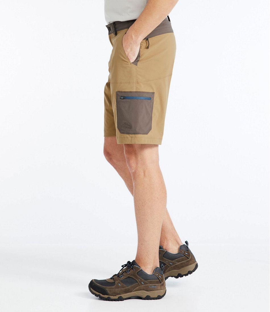 Men's Cresta Hiking Shorts, Colorblock