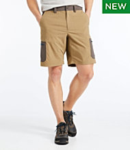 Men's Cresta Hiking Shorts, Colorblock