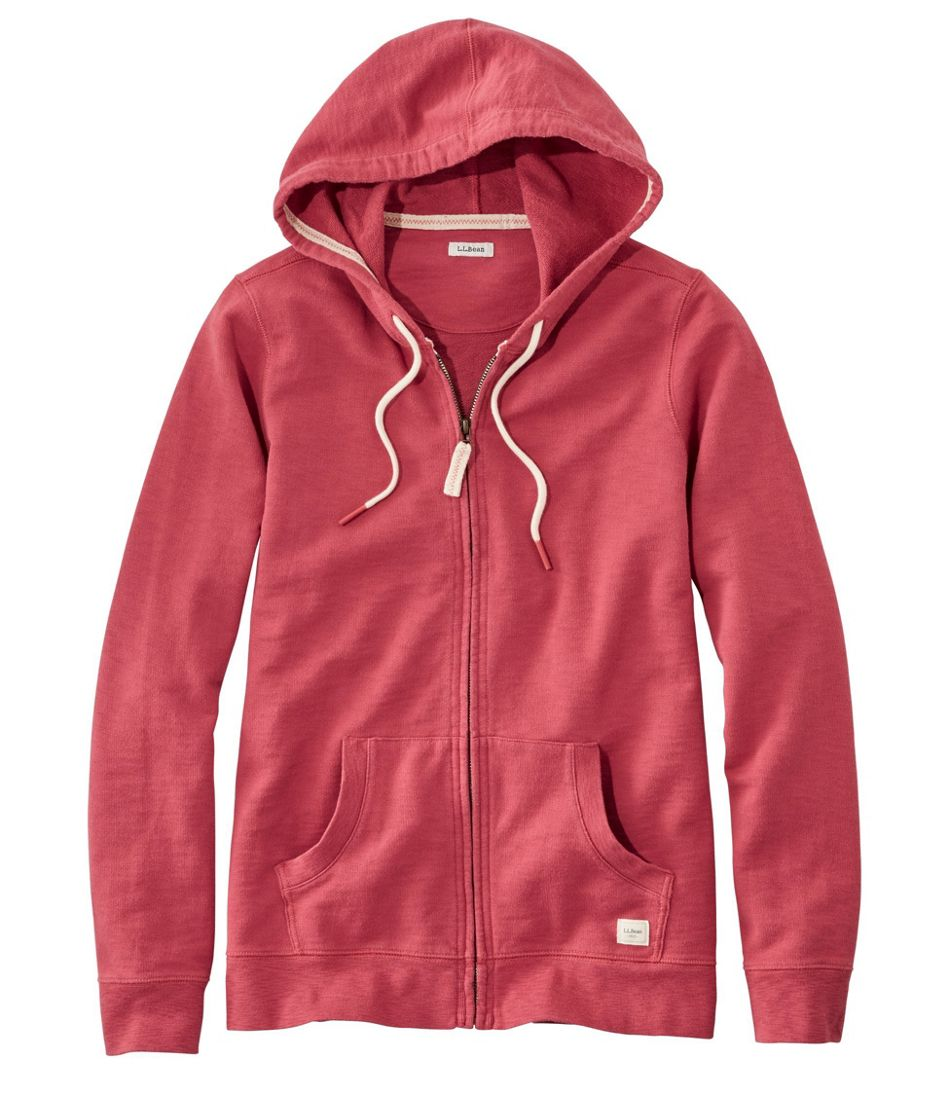 Organic Cotton Hooded Sweatshirt, Long-Sleeve