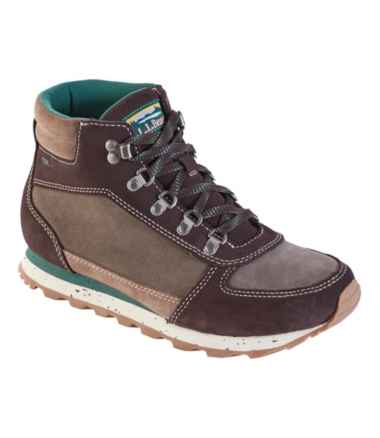 Waterproof Katahdin Hiking Boots, Suede/Suede