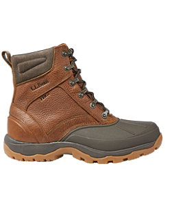 Men's Storm Chaser Boots 5, Lace Leather