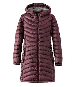 Women's Ultralight 850 Down Hooded Coat
