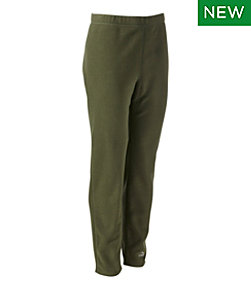 Men's L.L.Bean Fleece Baselayer Pants