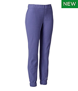 Women's L.L.Bean Fleece Base Layer Pants