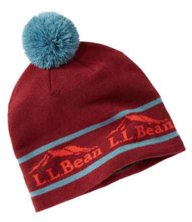 Adults' L.L.Bean Graphic Pom Hat