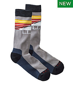 Men's L.L.Bean Campside Socks