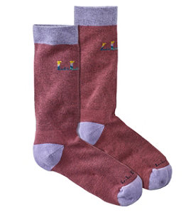 Women's L.L.Bean Campside Socks
