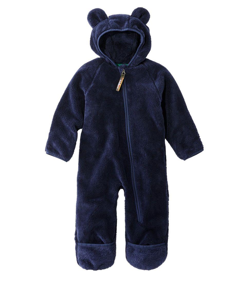 Infants' L.L.Bean Hi-Pile Fleece Bunting