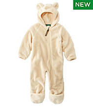 Infants' L.L.Bean Hi-Pile Fleece Bunting