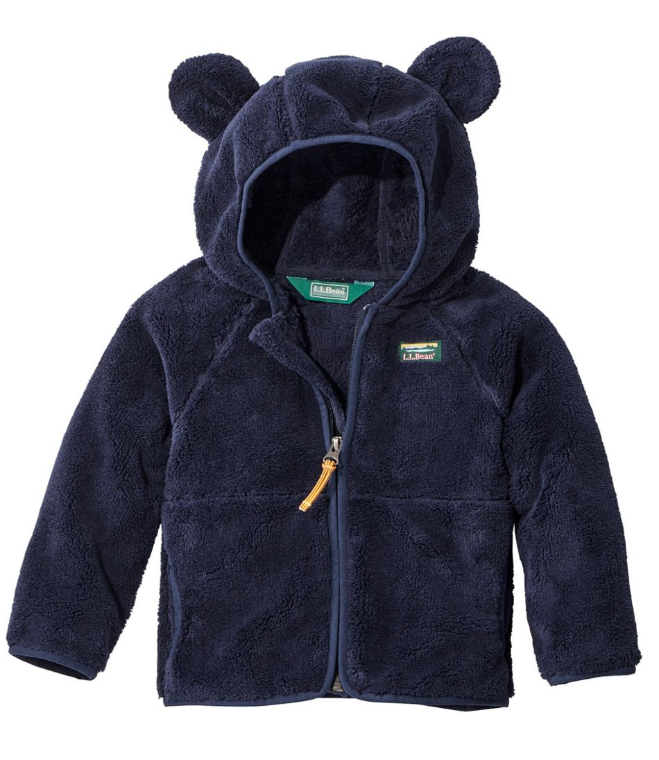 Infants' And Toddlers' L.L.Bean Hi Pile Fleece Jacket by L.L.Bean