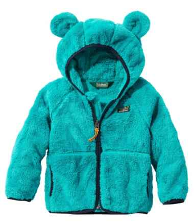 Infants' and Toddlers' L.L.Bean Hi-Pile Fleece Jacket
