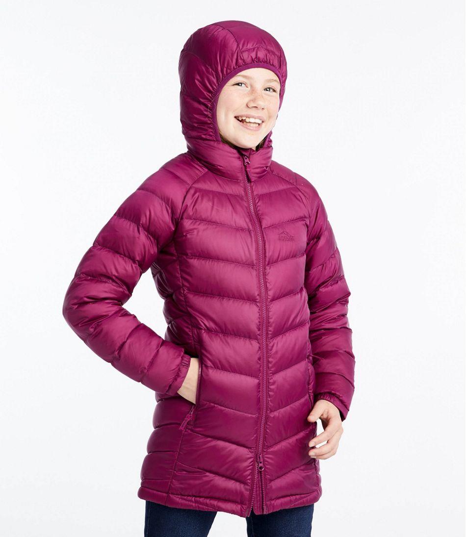 Girls' Ultralight 650 Down Coat