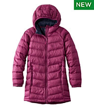 Girls' Ultralight 650 Down Coat