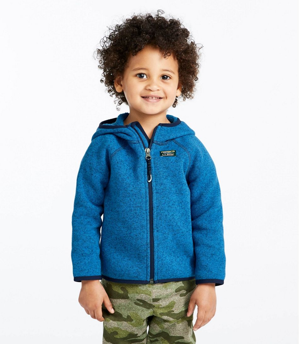 Infants' and Toddlers' L.L.Bean Sweater Fleece, Full-Zip