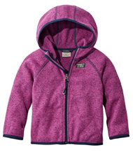Infants' and Toddlers' L.L.Bean Sweater Fleece, Full Zip