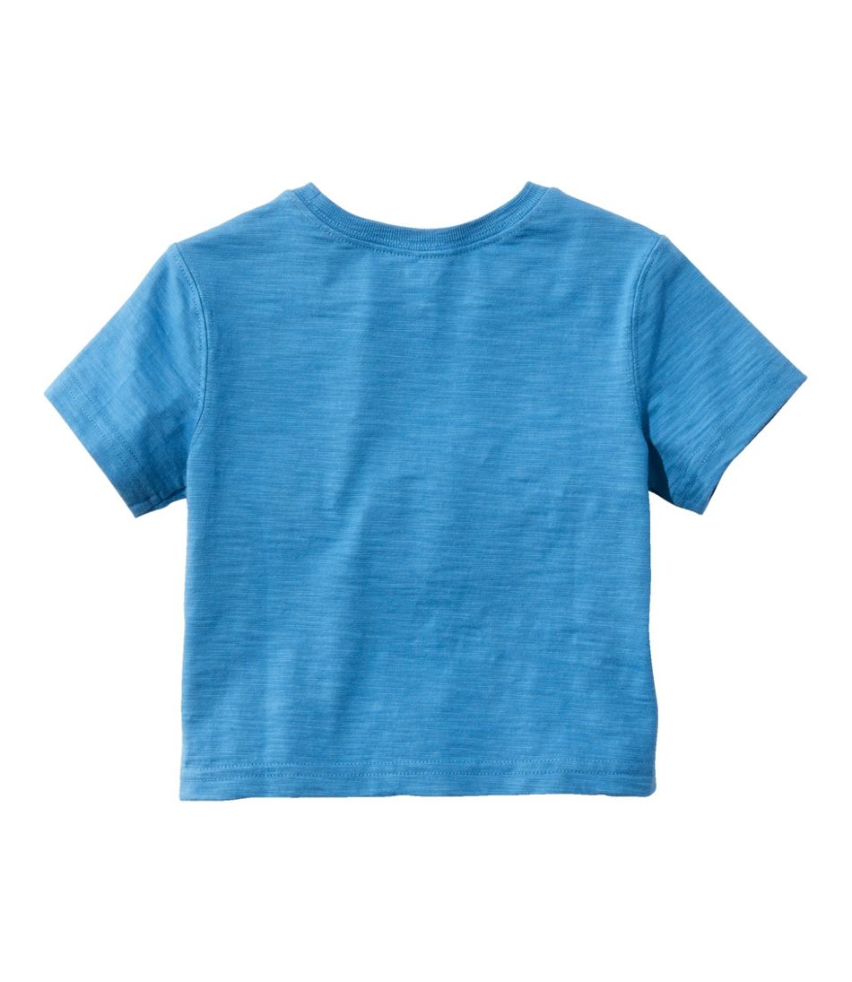 Infants' and Toddlers' Graphic Tee, Short-Sleeve