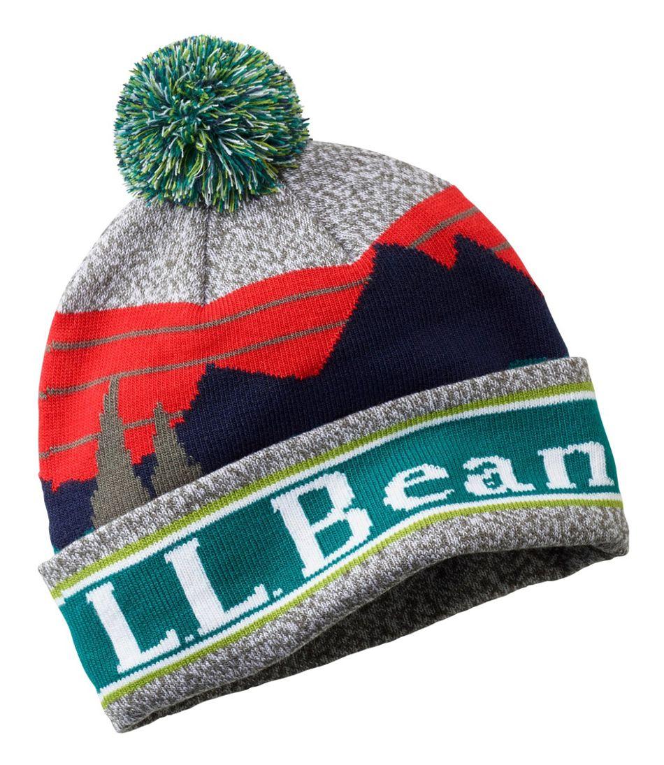 Kids' L.L.Bean Pom Hat