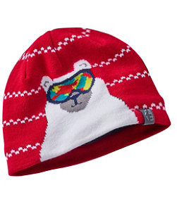 Kids' L.L.Bean Graphic Beanie