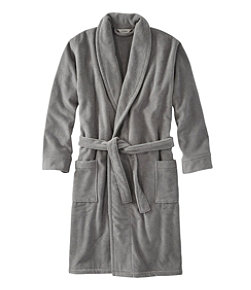 Men's Terry Cloth Organic Cotton Robe