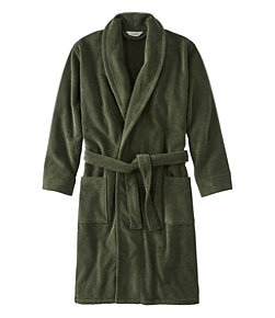 Terry Cloth Organic Cotton Robe