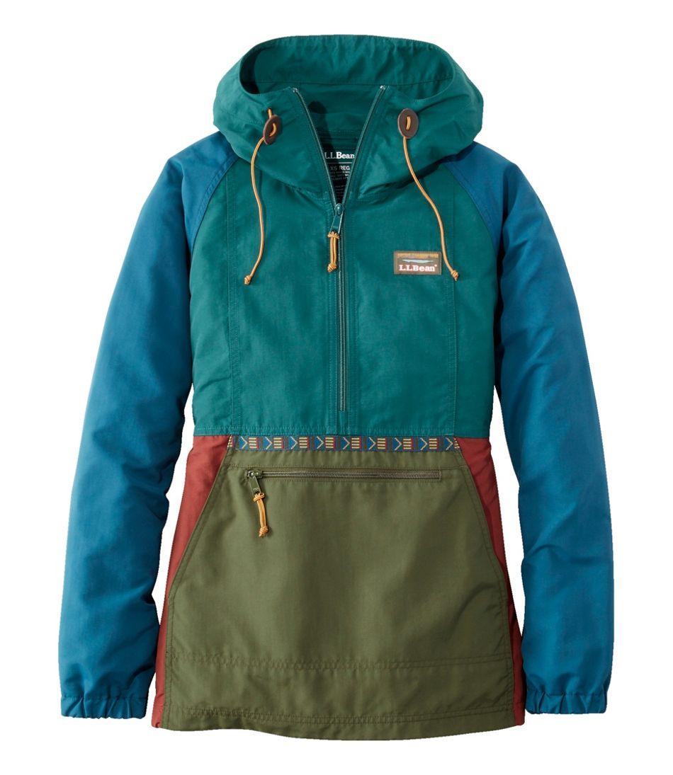 Women's Mountain Classic Anorak, Multi-Color