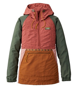 Women's Mountain Classic Anorak, Multi-Color