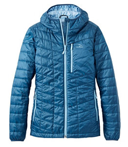 Women's PrimaLoft Packaway Hooded Jacket