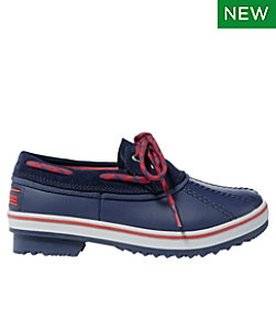 Kids' L.L.Bean Rangeley Two-Eye Moc