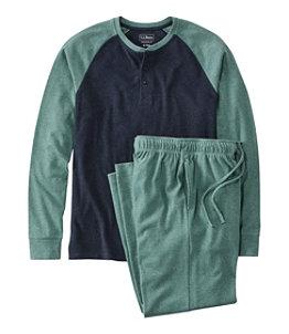 Men's Organic Cotton Pajama Set