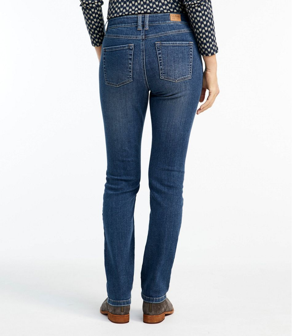 Women's BeanFlex Jeans, Favorite Fit Straight-Leg