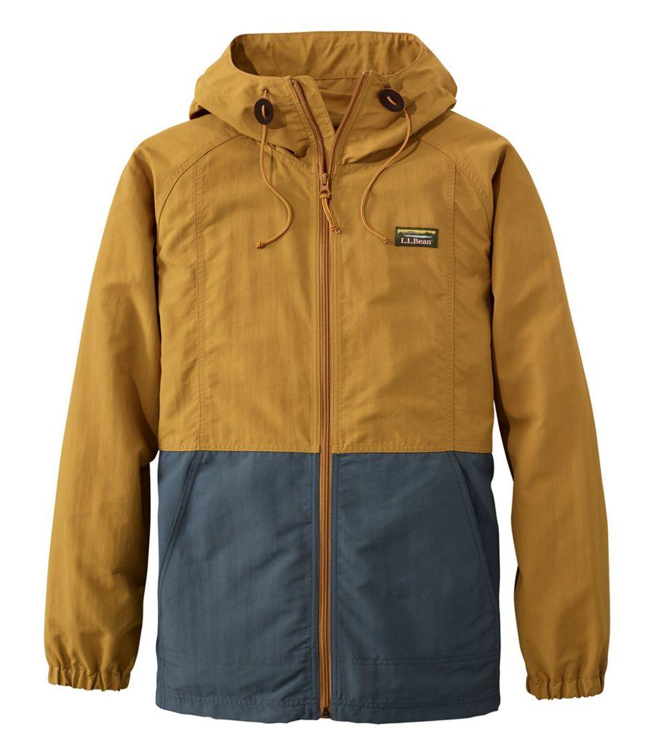 Men's Mountain Classic Jacket, Colorblock