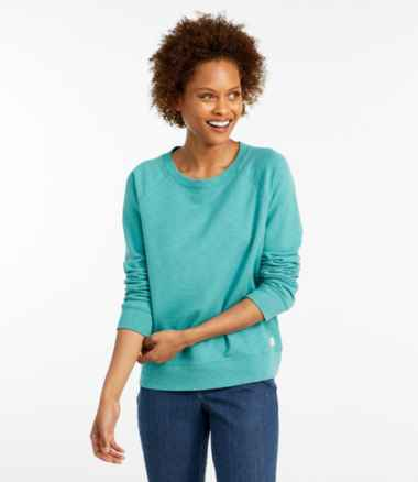Women's Organic Cotton Crewneck Sweatshirt