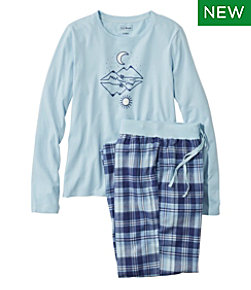 L.L.Bean Camp PJ Set