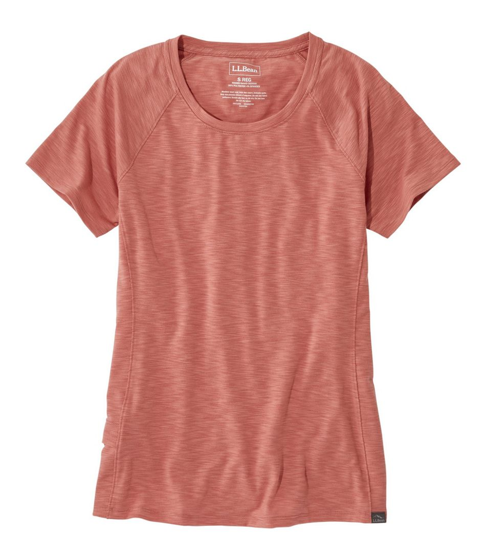 Women's Short-Sleeve Crewneck Trail Tee