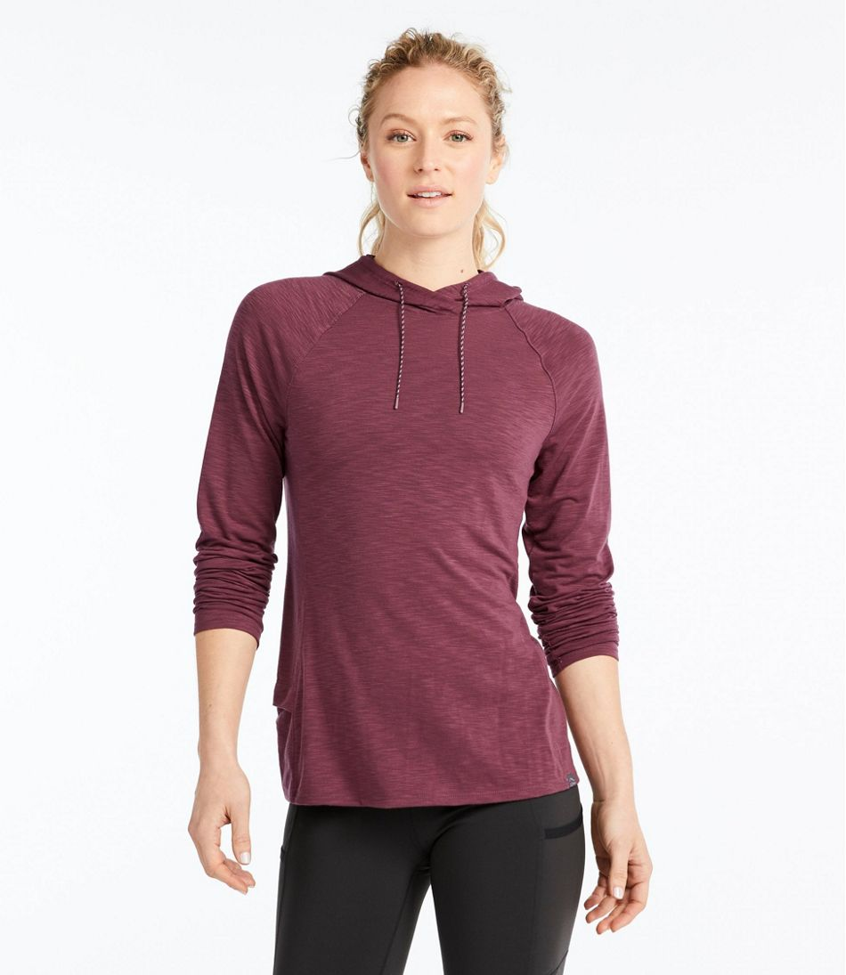 Long-Sleeve Hooded Trail Tee