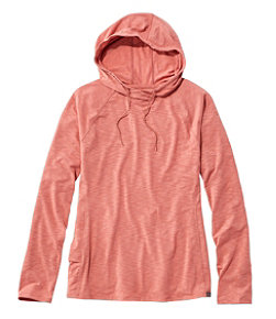 Women's Long-Sleeve Hooded Trail Tee
