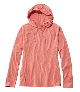 Women's Long-Sleeve Hooded Trail Tee