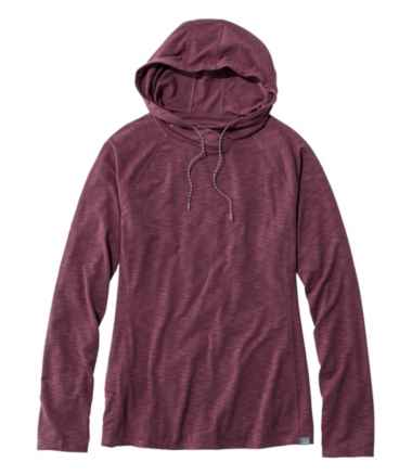 Women's Long Sleeve Hooded Trail Tee