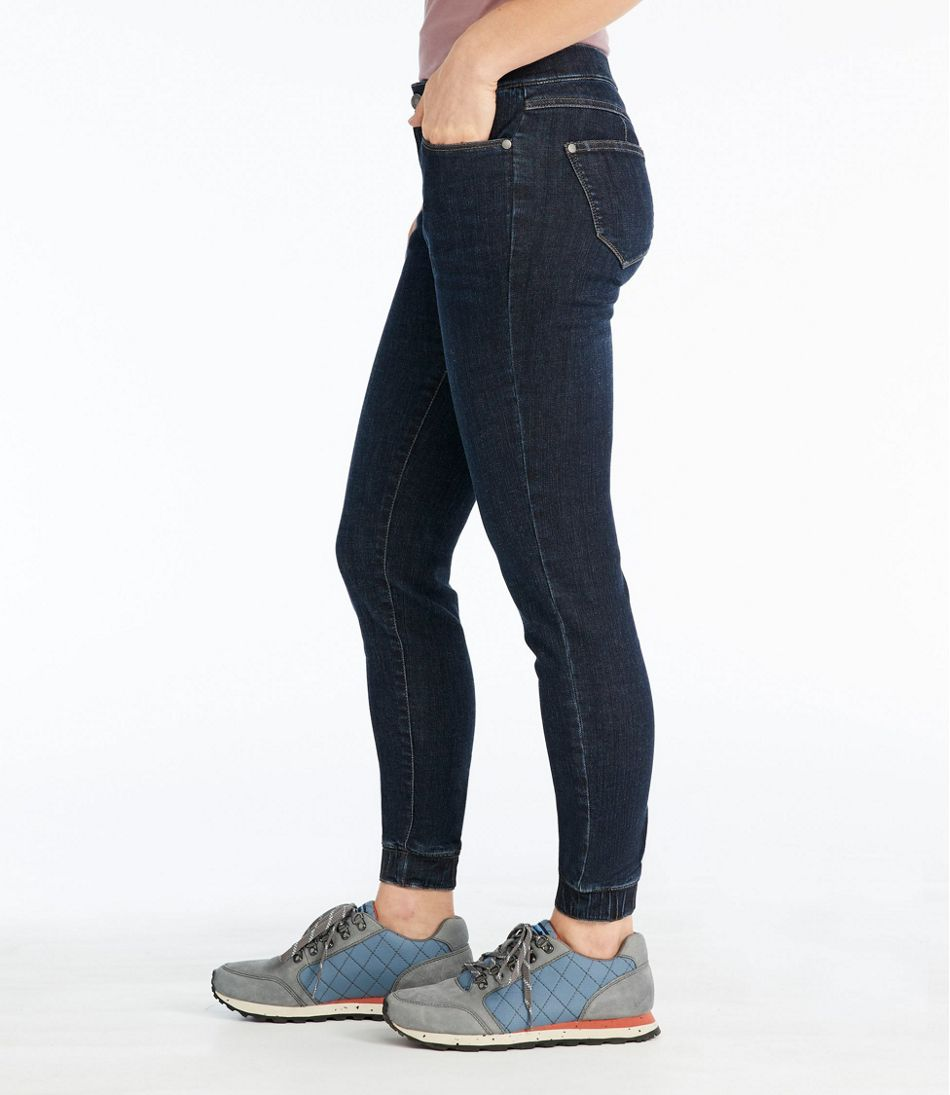 Women's L.L.Bean Performance Stretch Jeans, Joggers