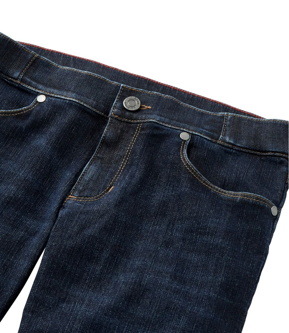Women's L.L.Bean Performance Stretch Jeans, Joggers