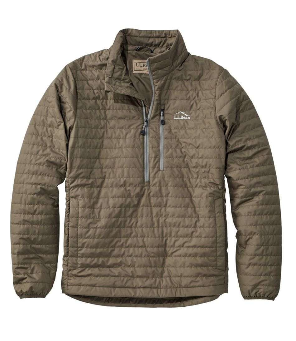 Men's Apex Waterfowl Pullover Jacket