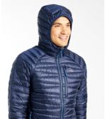 Men's Ultralight 850 Down Sweater Hooded Jacket