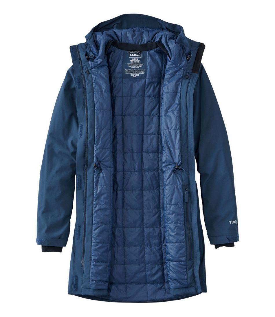 Women's Waterproof Packaway Long Coat