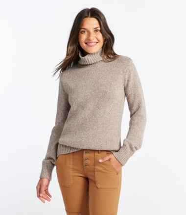 Signature Ragg Wool Sweater, Pullover