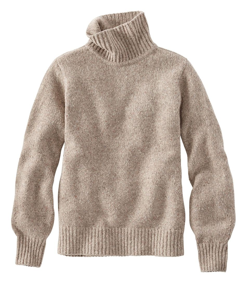 Signature Ragg Wool Sweater, Pullover