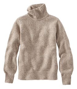 Women's Signature Ragg Wool Sweater, Pullover